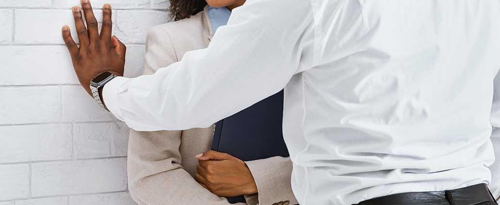 Molestie sessuali sul posto di lavoro